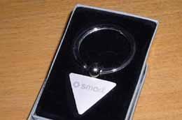 Přívěšek na klíče-logo